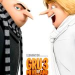 Gru 3: Mi villano favorito (2017)